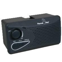 parrot pal p 130 haut parleur amplifi enregistreur num rique. Black Bedroom Furniture Sets. Home Design Ideas